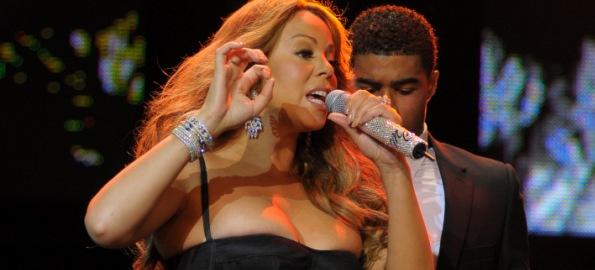 Mariah Carey en el Fashion Rocks Brasil 2009 - Foto: Getty Images