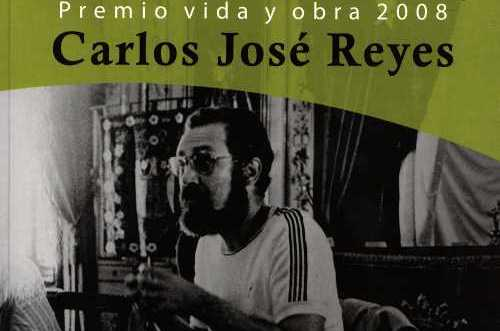 Libro: Premio Vida y Obra de Carlos José Reyes
