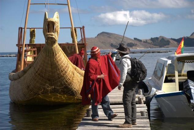 Exploración Inca