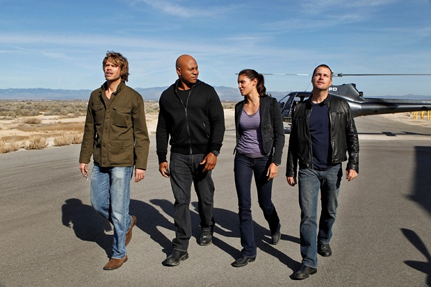 NCIS Los Angeles - Temporada 2 - Audio Latino