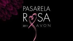 Pasarela rosa Avon 2011