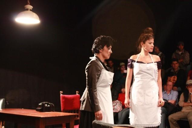 Sara Dice - Casa del Teatro Nacional