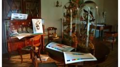 Fábula de Pájaros - Museo Casa Quinta de Bolívar Bogotá